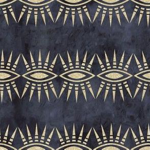 Mila Stripe grey horizontal