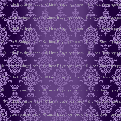 Purple Monochrome Urns