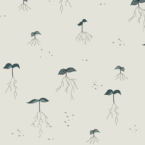 Roots // by Sweet Melody Designs