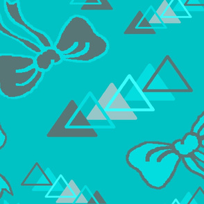 BOWS AND TRIANGLES 9