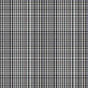 F-gray Plaid