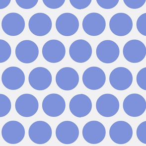 polka dot lg-periwinkle/white