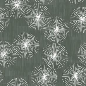 Dandelions M+M Stone by Friztin