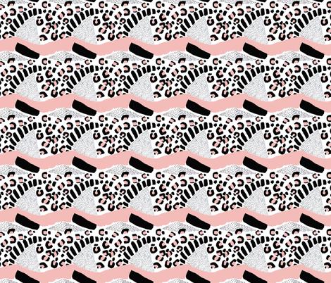 animalprint fabric by cherrybrown on Spoonflower - custom fabric