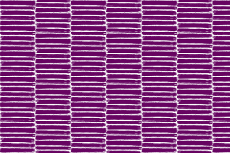 deep purple brush lines (large) fabric by shesalioness on Spoonflower - custom fabric