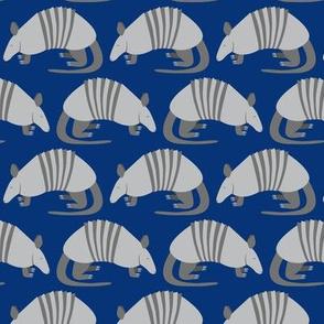 Armadillio Parade (Blue)