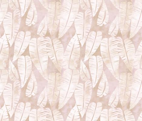 goddess leaf cream fabric by schatzibrown on Spoonflower - custom fabric