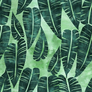 goddess leaf jungle