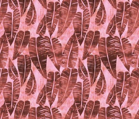 goddess leaf rose fabric by schatzibrown on Spoonflower - custom fabric