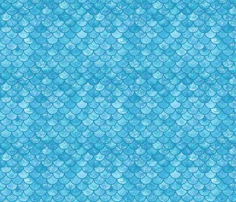 Swim like a Fish fabric by julia_diane on Spoonflower - custom fabric
