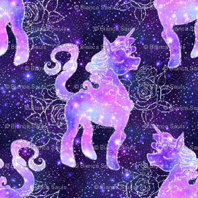 galaxy unicorn pink unicorn purple unicorn blue unicorn pink