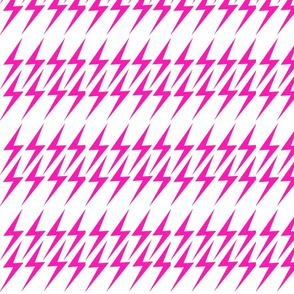 LightningBolt hotpink pattern