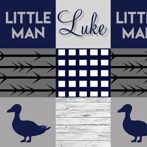 Luke - duck wholecloth