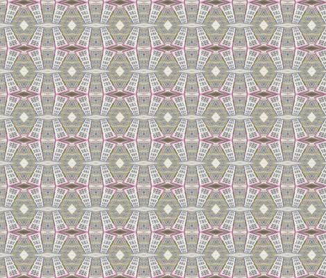 Bingo Night fabric by dalabuda on Spoonflower - custom fabric