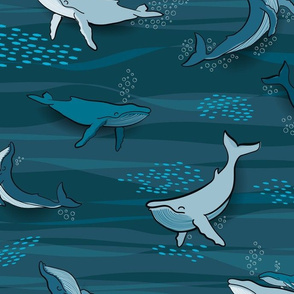 Joyful Whale Song
