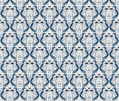 Modern Country fabric by misselaineous_artwork on Spoonflower - custom fabric