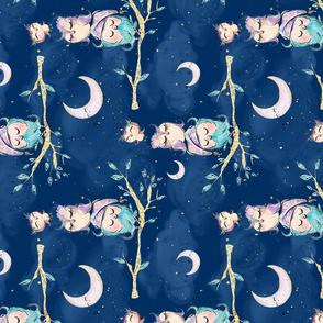 Owls Bedtime