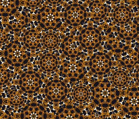 Fresco.Amber fabric by fabricadabra_creations on Spoonflower - custom fabric