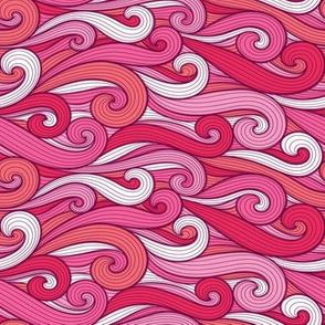 Pinky waves