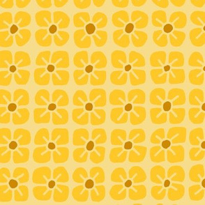 Petal Power - Yellow