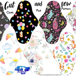cheerfull cloth pad panel