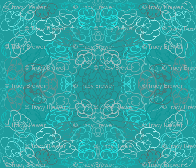 Unchained Mellow Teal
