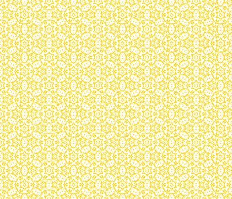 Cirque.Gold3 fabric by fabricadabra_creations on Spoonflower - custom fabric