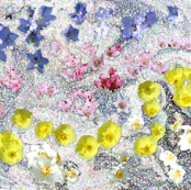 Psychedelic Tundra Flowers
