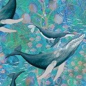 Relegant-whales-aquatic-ballet-aqua-ocean-by-floweryhat_shop_thumb