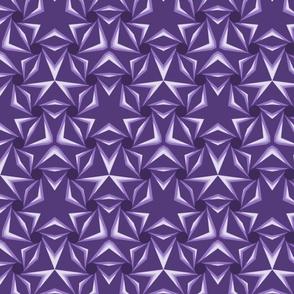 purple monochrome graphic