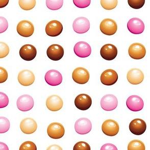 Chocolate dots REGULAR