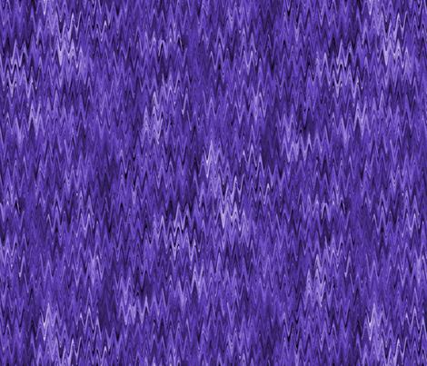 True violet waves fabric by elizabethmay on Spoonflower - custom fabric