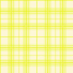 Lemon Extract Plaid