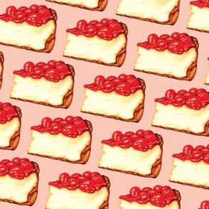 Cherry Cheesecake - Pink