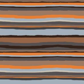 Geology Unconformity stripes
