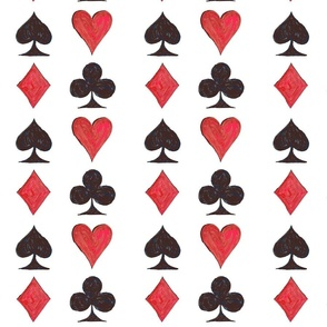 Playing Card ... Aces