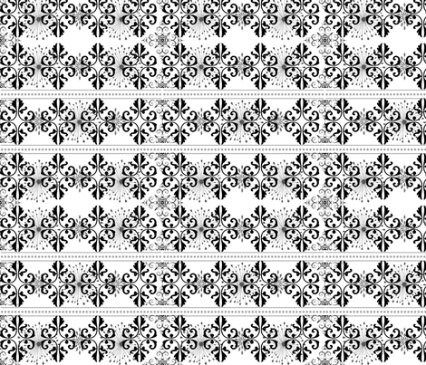 odehe's letterquilt fabric by odehe on Spoonflower - custom fabric