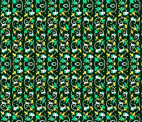 renaissance 62 fabric by hypersphere on Spoonflower - custom fabric