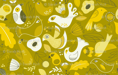 Monochromatic-Birds-of-a-Feather-Gold-02