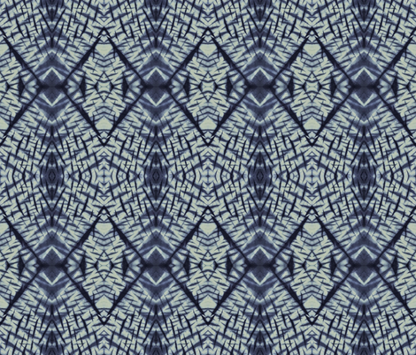 Neo Shibori fabric by fanciful_whimsy on Spoonflower - custom fabric