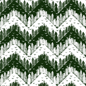 forest chevron large
