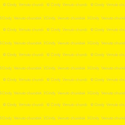 Spring Summer Yellow