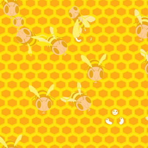 Bees in Honey 2