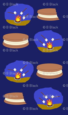 Summer Cooking- S'mores