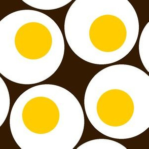 07395790 : S43 eggs : fried, boiled or poached