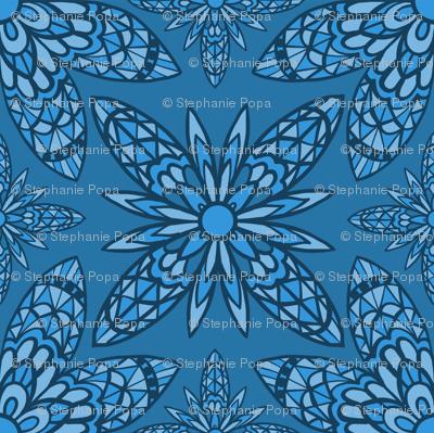 monochromatic textile