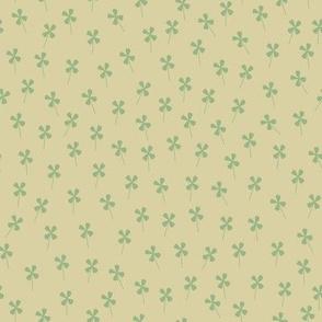 Tiny Clover Field