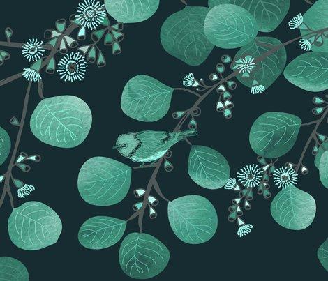Reucalyptus-leaves-monochrome_shop_preview