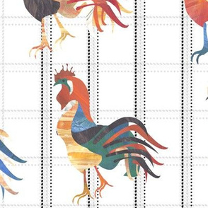 Modern Farmhouse Rooster