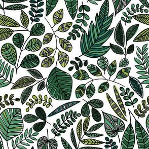 camo jungle leaves 2